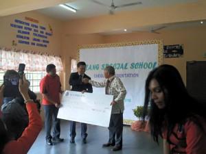 wisma harapan samh atc donation