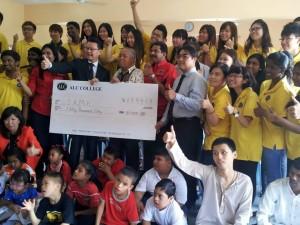 wisma harapan samh atc donation1