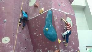 wisma harapan samh rock climb1