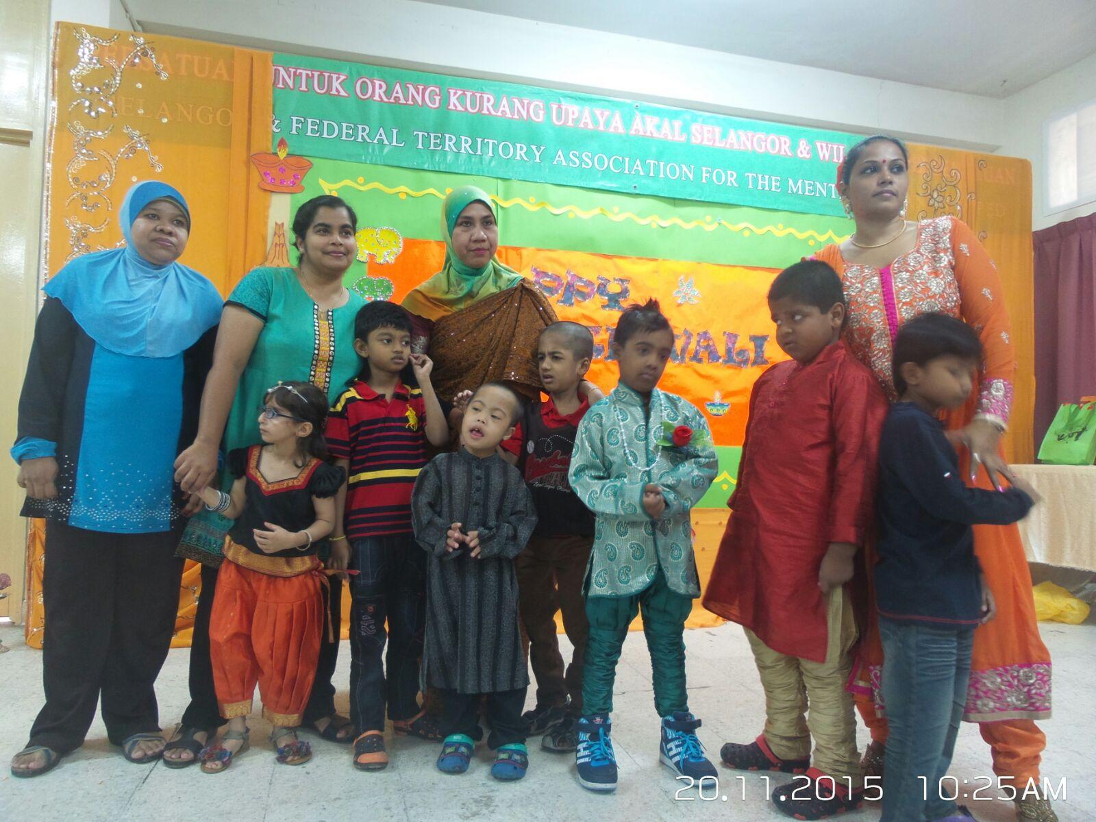 SAMH Deepavali Celebration