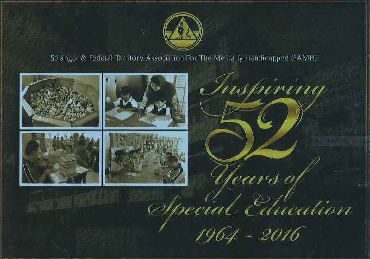 SAMH Anniversary 52 Years of Special Education