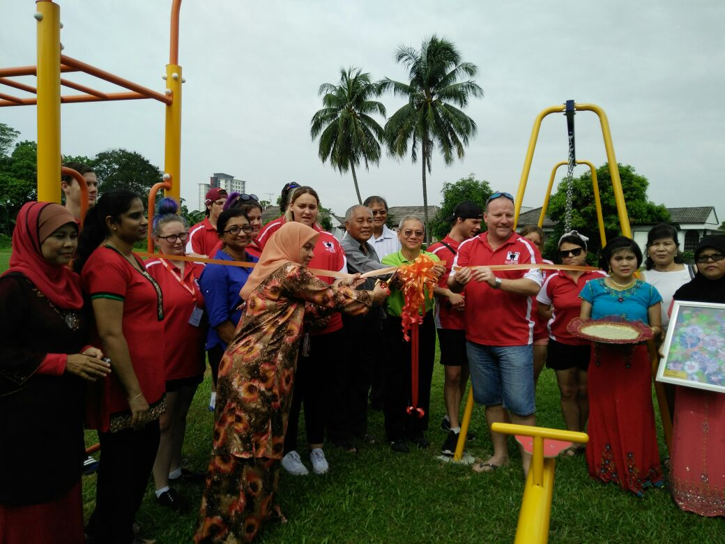 New Playground at SAMH Klang