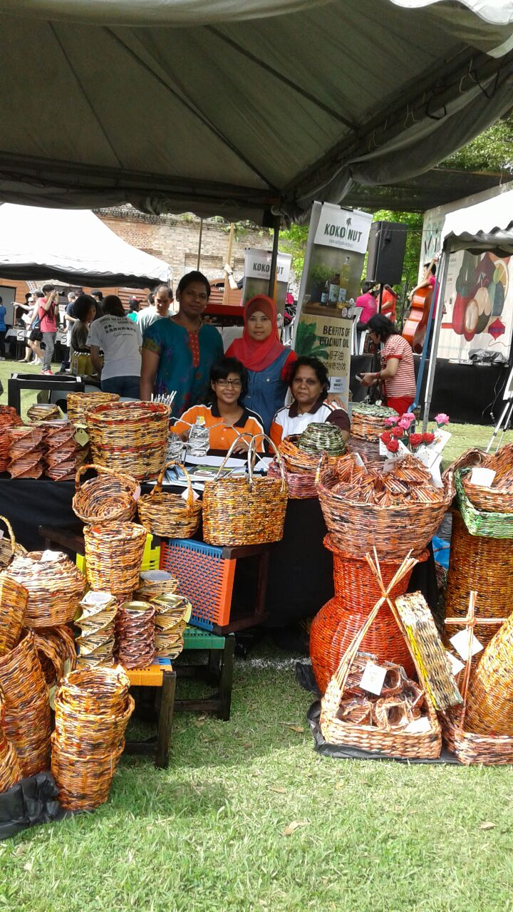 Bazaar Sale at Vive Green Market