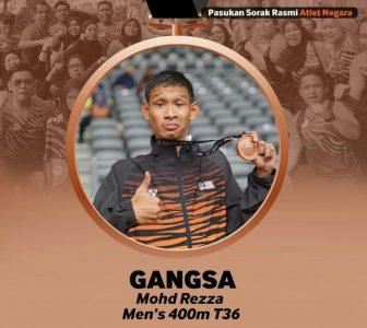 Sukan Para Asean 2017, Malaysia