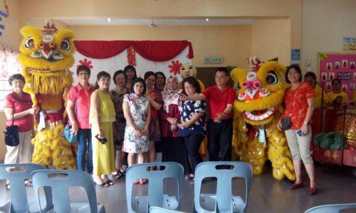 23hb Feb 2018, Sambutan Tahun Baru Cina SAMH Klang
