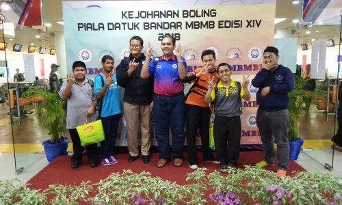Kejohanan Boling Piala Datuk MBMB (MIBC)